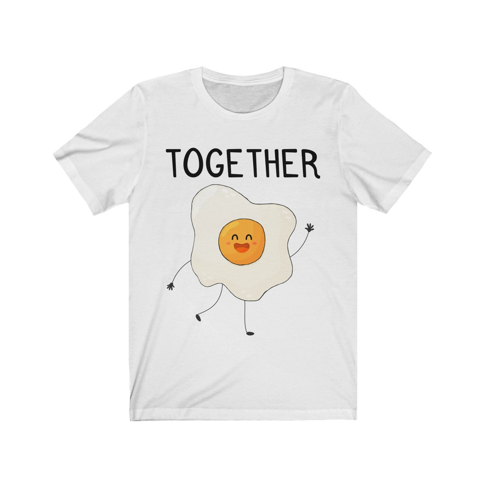 (Soft Unisex Bella) We Belong Together Matching Sets - Eggs