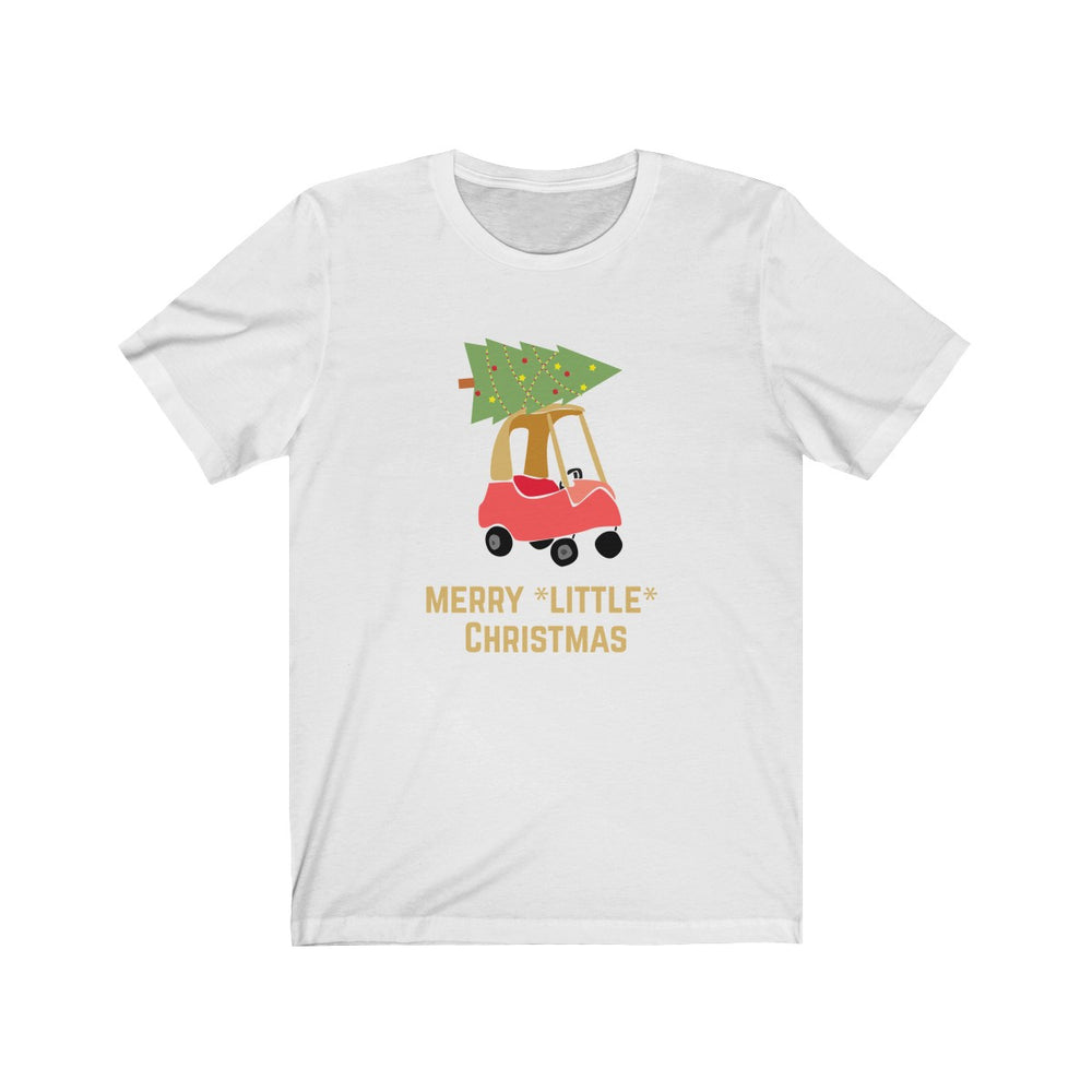 "(Soft Unisex Bella) Merry ""Little"" Christmas"