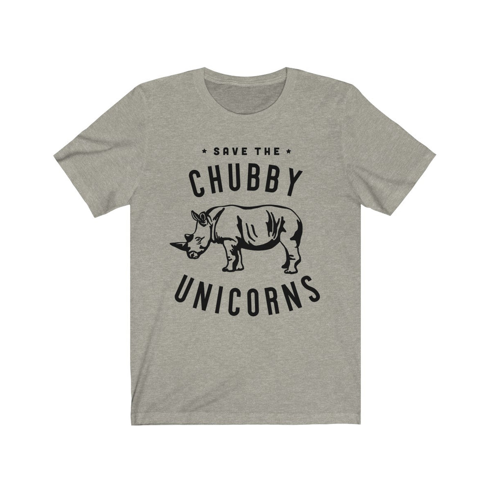 (Soft Unisex Bella) Save the Chubby Unicorns Funny Animals