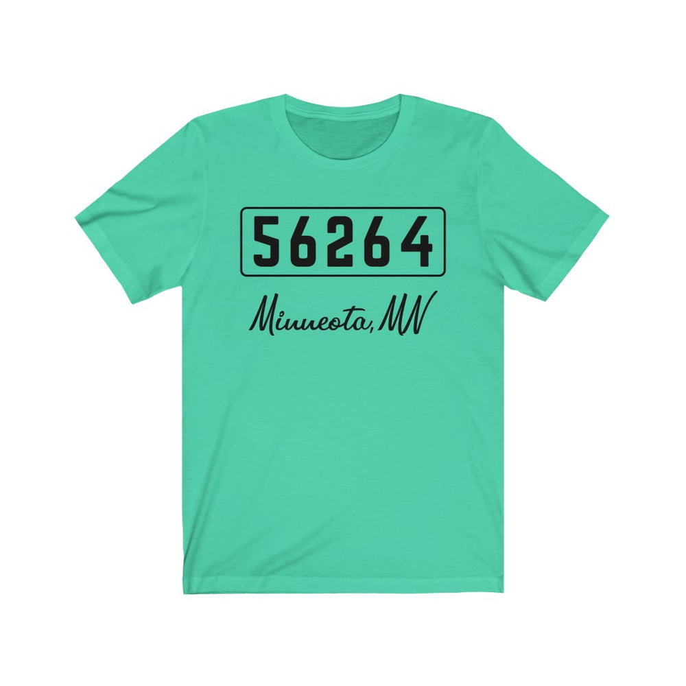 (Soft Unisex Bella) Zipcode City Name - Minneota, MN 56264