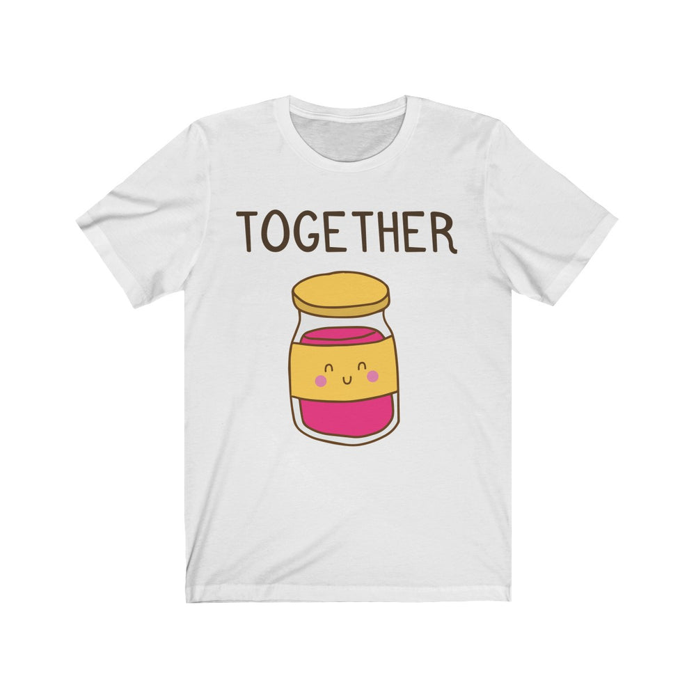 (Soft Unisex Bella) We Belong Together Matching Sets - Jelly Jar