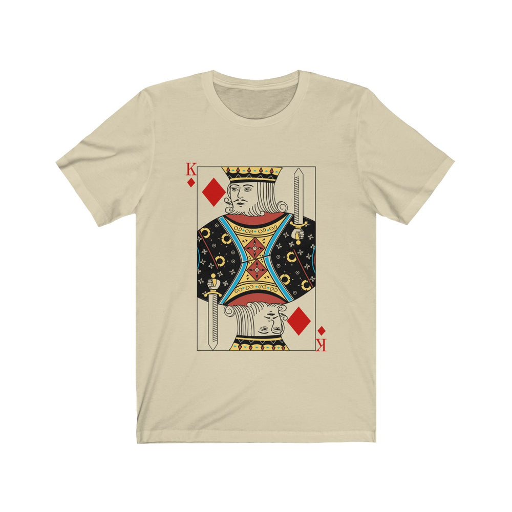 (Soft Unisex Bella) Playing Cards Costume - King of Diamonds