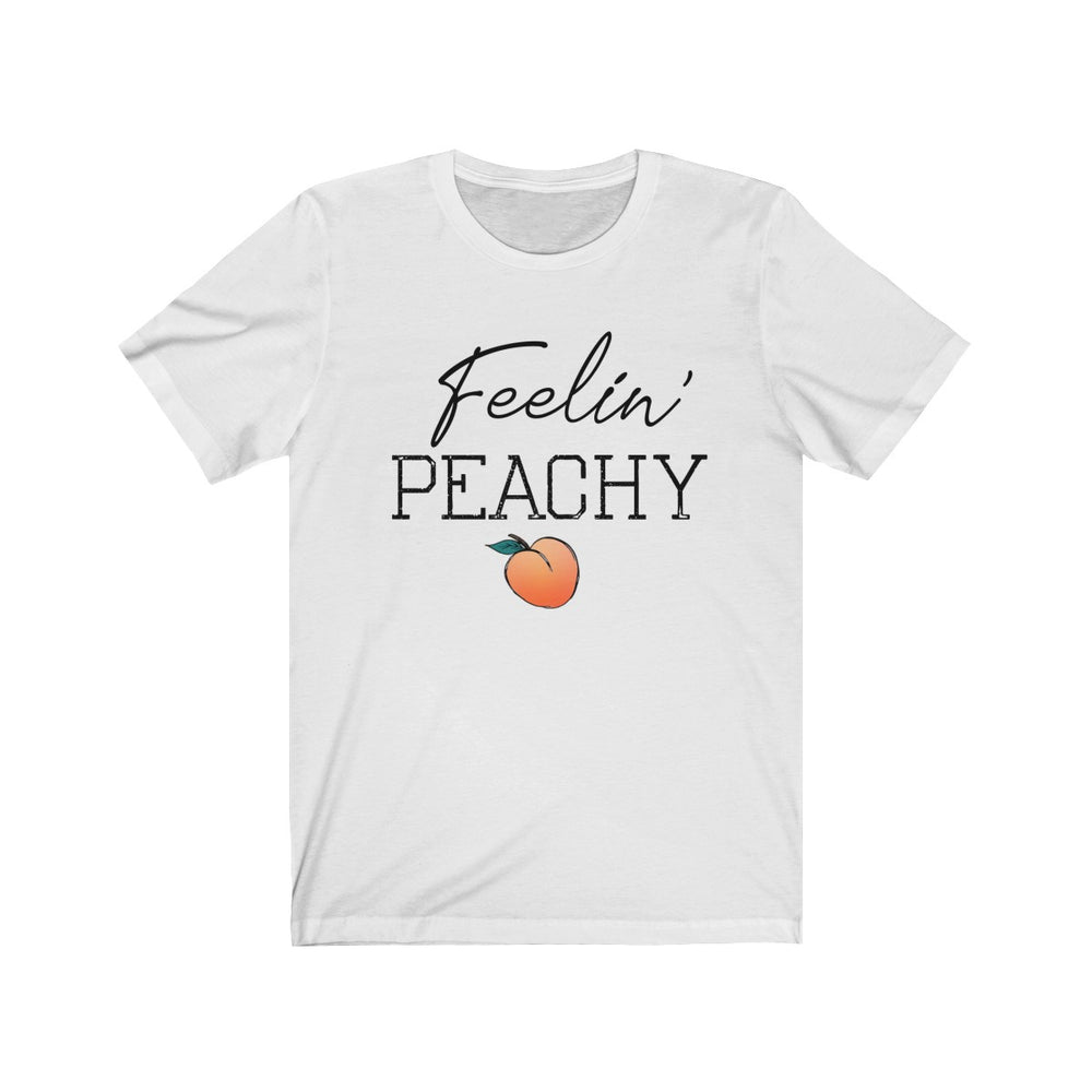 (Soft Unisex Bella) Feelin' Peachy