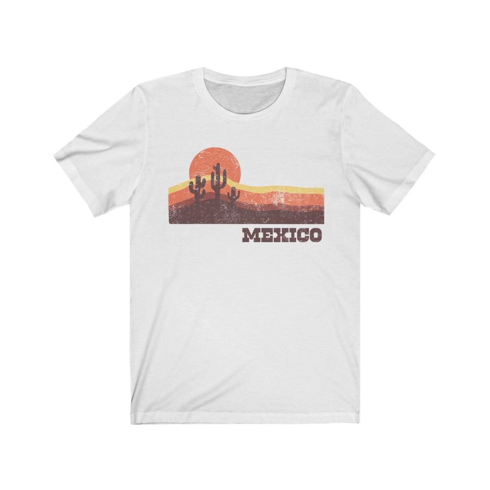 (Soft Unisex Bella) Mexican Sunset Mexico - Iconic World Destinations