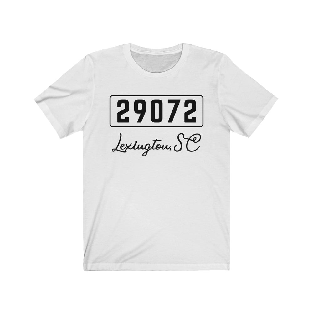 (Soft Unisex Bella) Zipcode City Name - Lexington, SC 29072