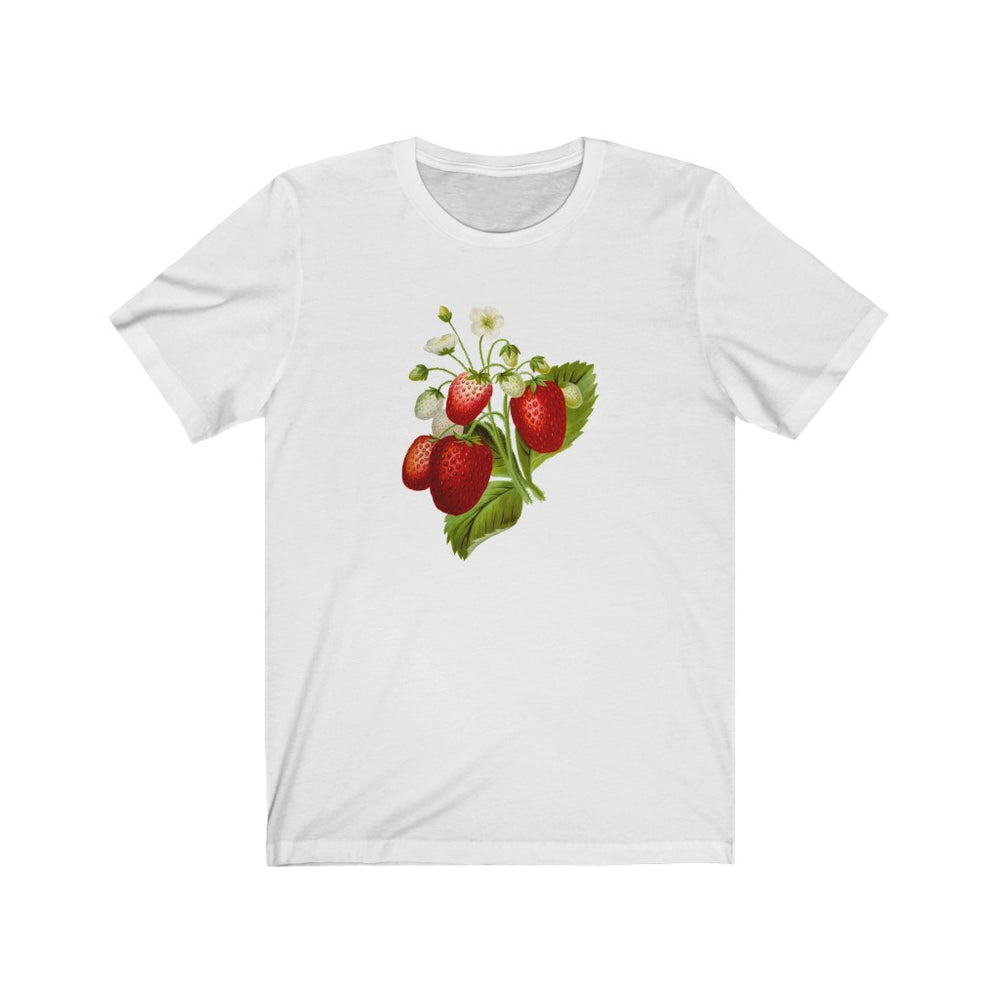 (Soft Unisex Bella) Strawberry