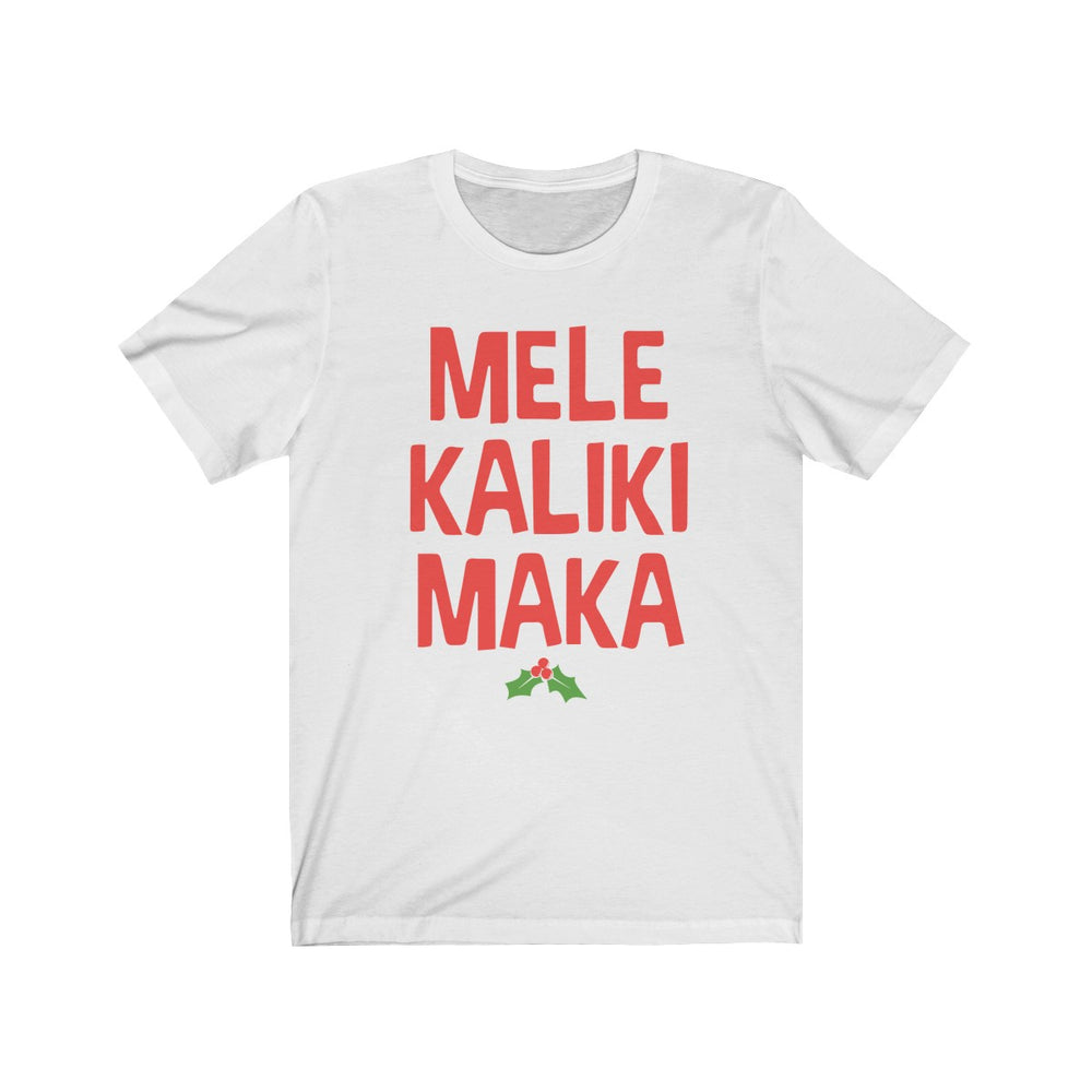 (Soft Unisex Bella) Mele Kaliki Maka Holiday