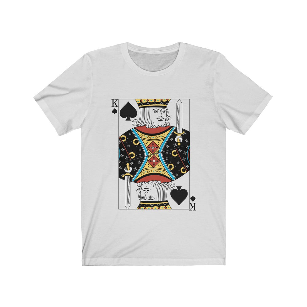 (Soft Unisex Bella) Playing Cards Costume - King of Spades