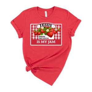 Jesus is My Jam | Christian Condiments