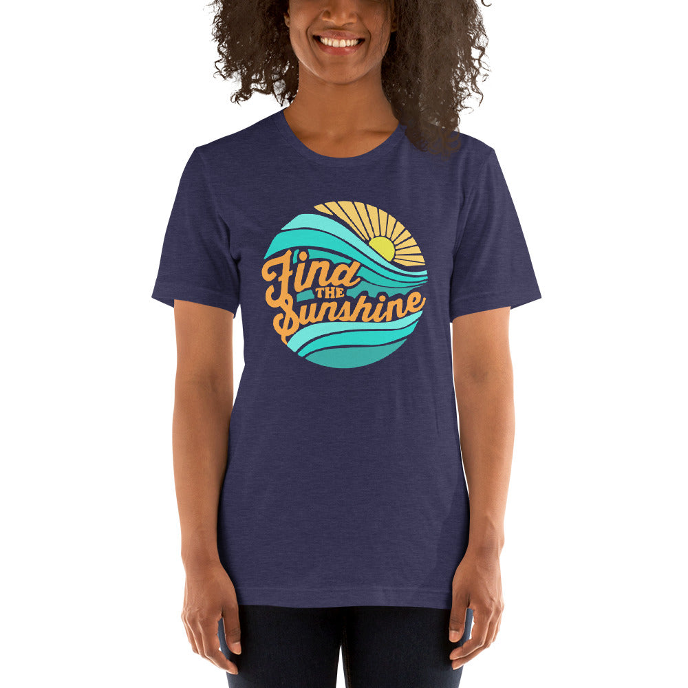 (Soft Unisex Bella) Find Sunshine