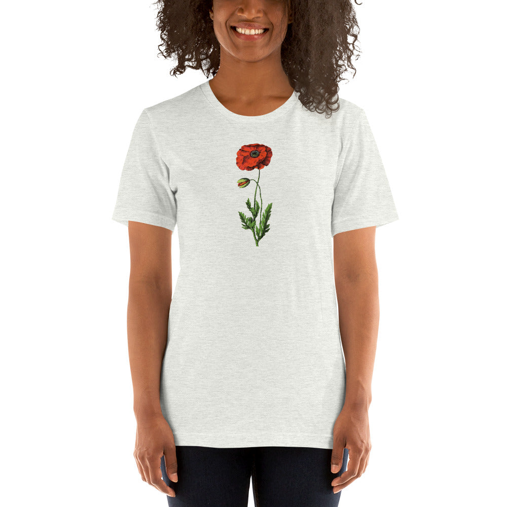 (Soft Unisex Bella) Poppy