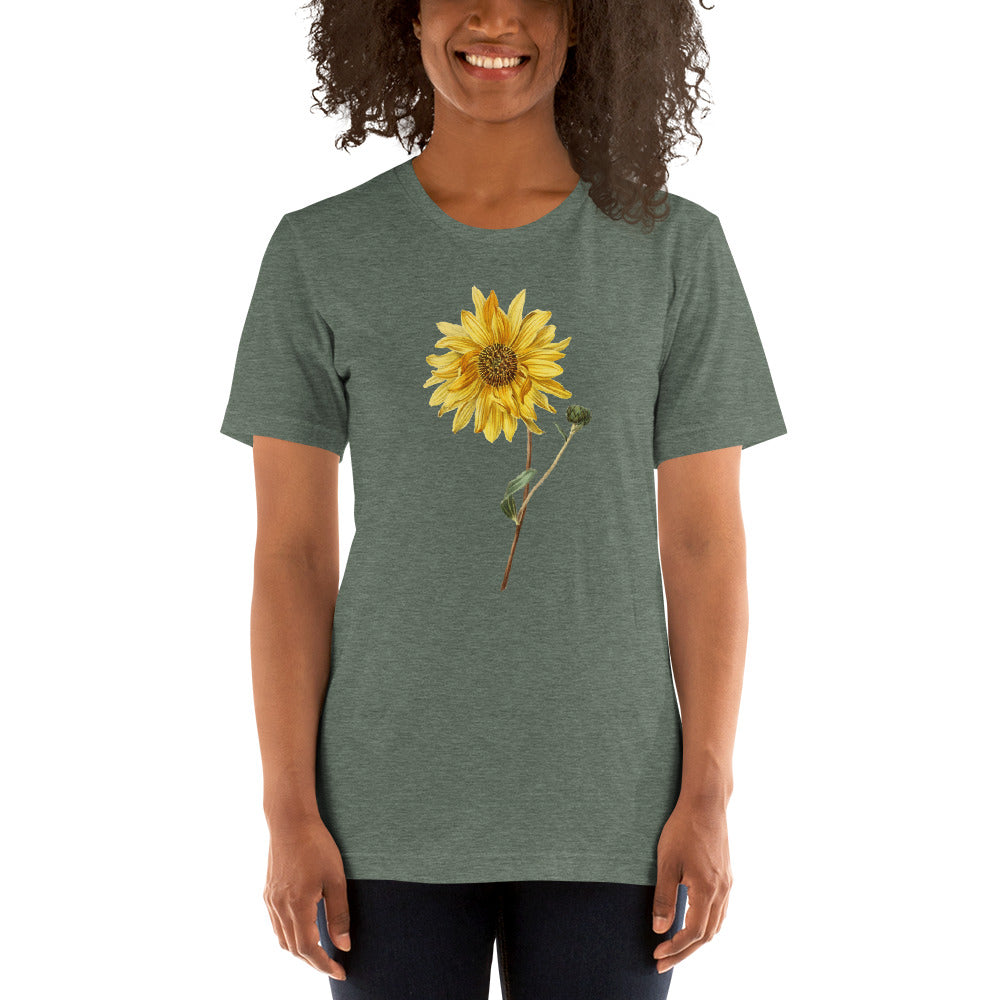 (Soft Unisex Bella) Sunflower