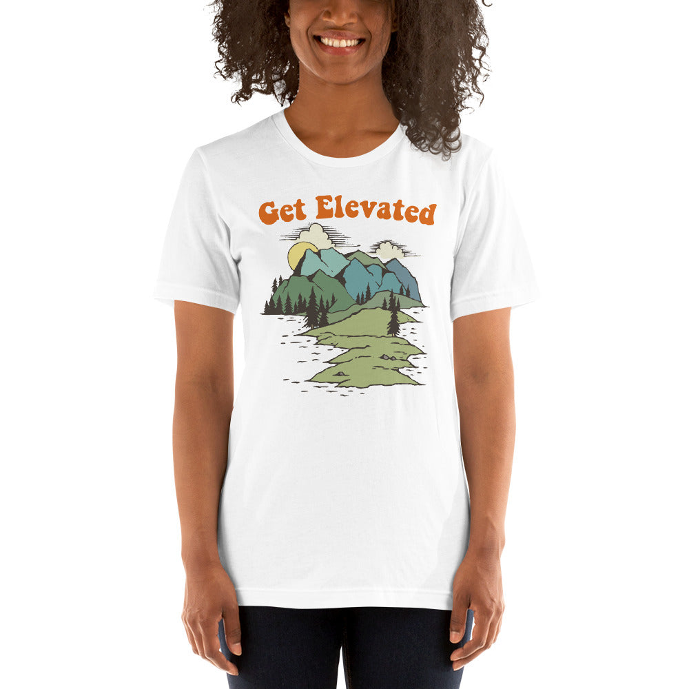 (Soft Unisex Bella) Get Elevated