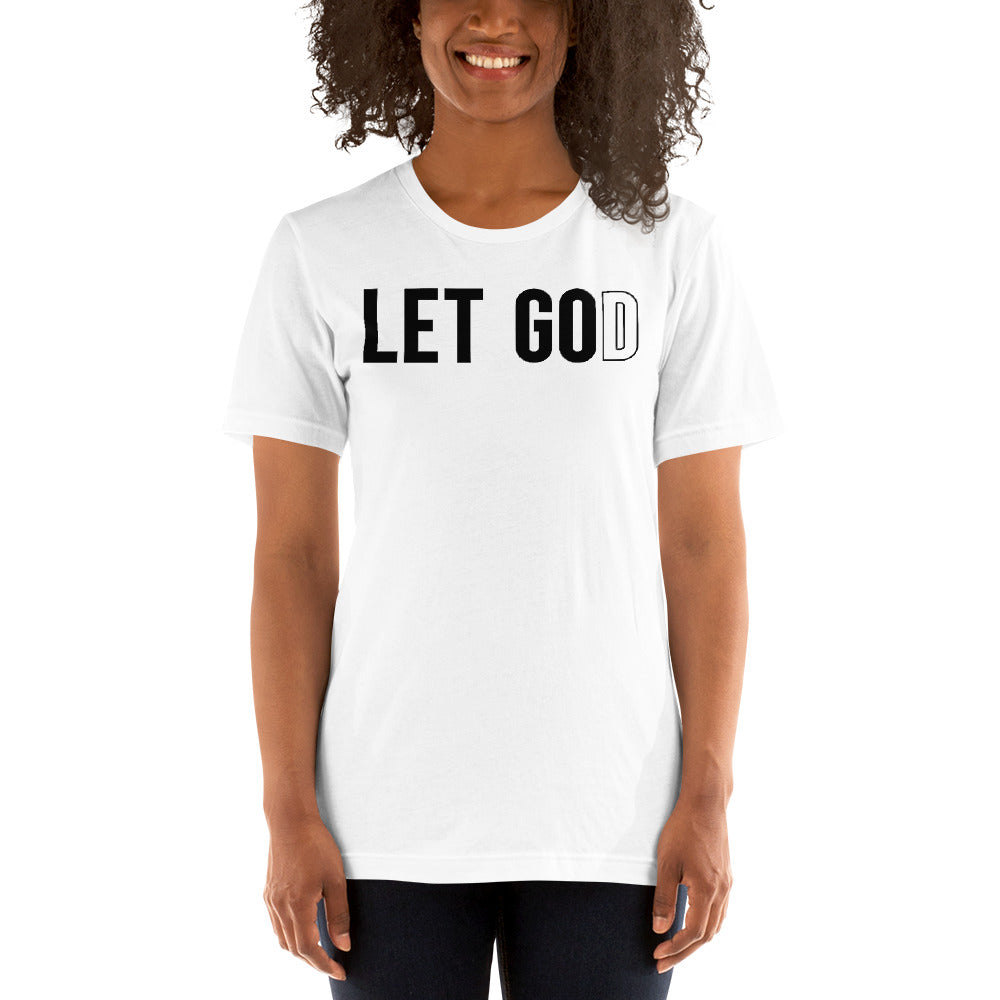 (Soft Unisex Bella) Let Go (God)