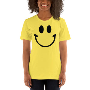 Short-Sleeve Unisex T-Shirt-Ellas-Canvas-DesIndie