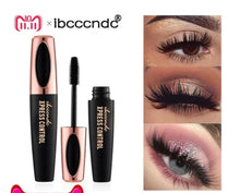 Load image into Gallery viewer, New Waterproof  4D Silk Fiber Lash Mascara