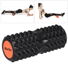 Load image into Gallery viewer, 2 IN 1 Foam Roller Deep Tissue Massage