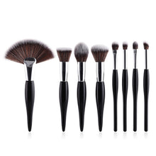 Load image into Gallery viewer, 8 pcs Professional Makeup Brushes