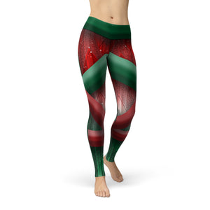 Stella Holiday Wrap Legging