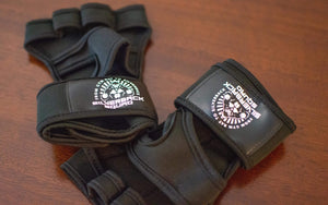 SilverBackSquad Training Gloves With Wrist Support
