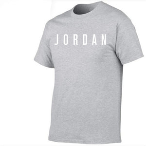 Men's T-shirt cotton T-shirt O collar summer men's casual T-shirt XS-3XL fashion loose T-shirt 2020 New Jordan 23