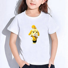 Load image into Gallery viewer, 2020 Spring New Kids Arrival Clothes T Shirt Animal Crossing Gaming T-shirt for Boys and Girls Toddler Shirts Tee