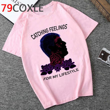 Load image into Gallery viewer, Rip Lil Peep Aesthetic Tshirt Men Lil. Peep Funny Cartoon T-shirt Unisex Cool Streetwear Graphic Tshirt Hip Hop Top Tees Male