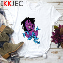 Load image into Gallery viewer, Playboi Carti High Quality T Shirt Men Funny Cartoon Cool Unisex T-shirt Summer Graphic Anime Tshirt Hip Hop Top Tees Male