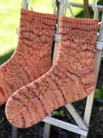 Aria Socks Pattern