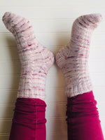 Tenderness Socks Pattern