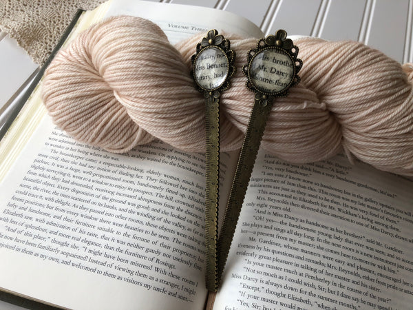 Yarnbrary Bookmark Gauges