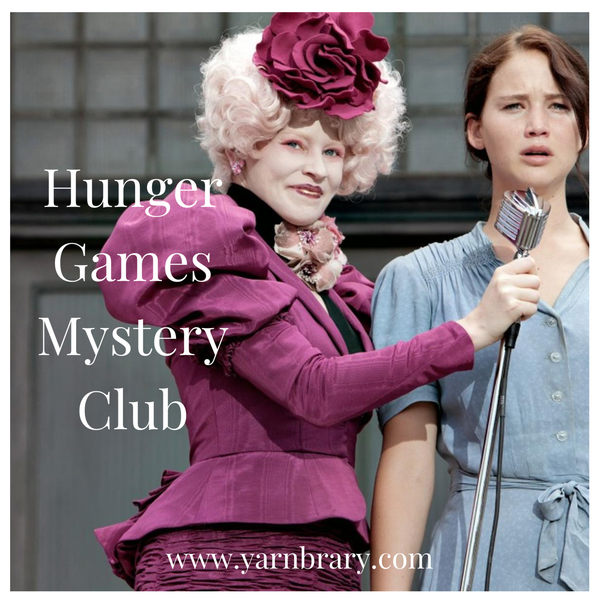 Hunger Games Mystery Club
