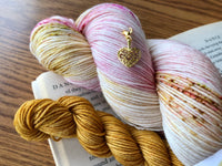 Maple Sugar Party Sock and Charm Set