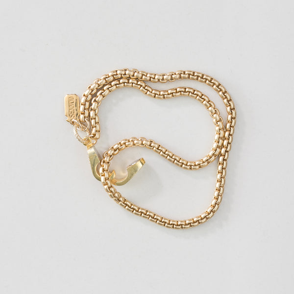 Remy Diamond Bracelet (gold)