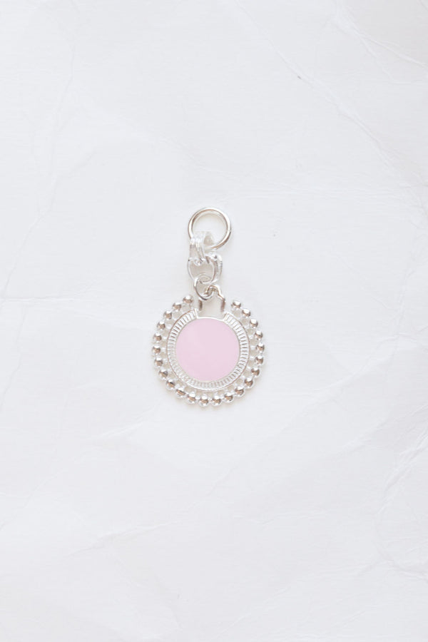 Claudia (pink) (silver)