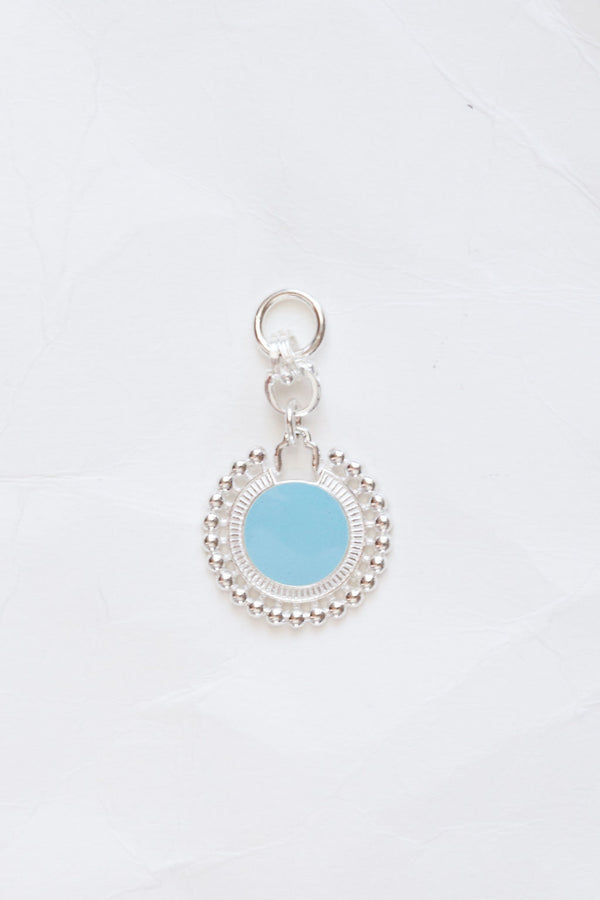 Claudia (turquoise) (silver)
