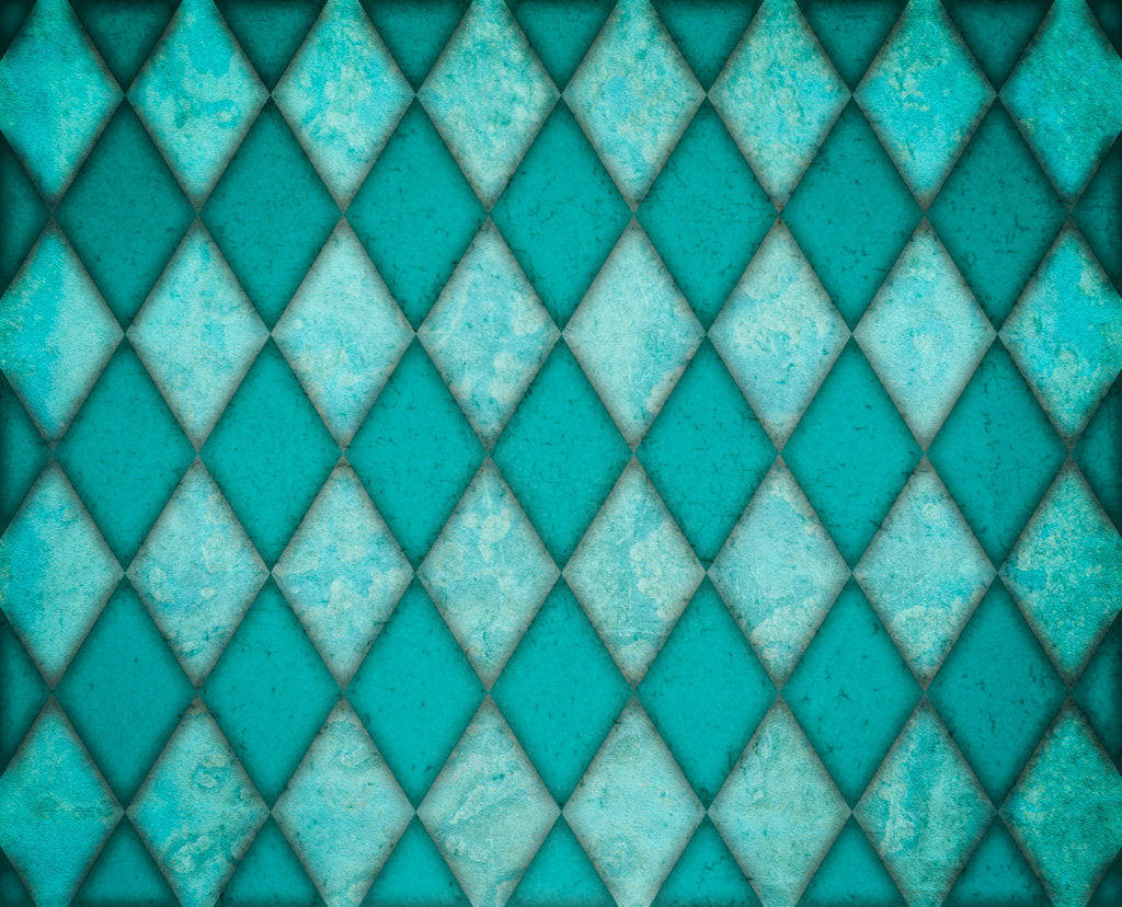 Diamond Dreams Aqua