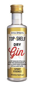 TOP SHELF DRY GIN FLAVOURING