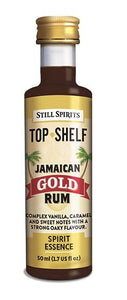 TOP SHELF JAMAICAN GOLD RUM FLAVOURING