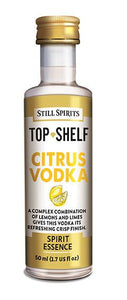 TOP SHELF CITRUS VODKA FLAVOURING