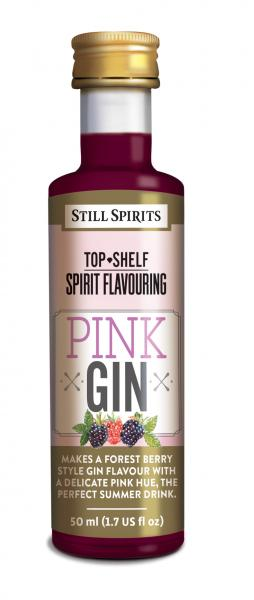 TOP SHELF PINK GIN FLAVOURING