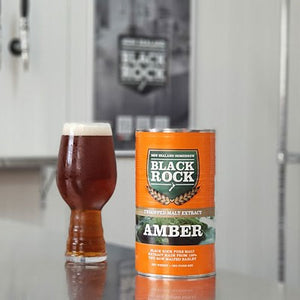 Black Rock Amber Unhopped Malt