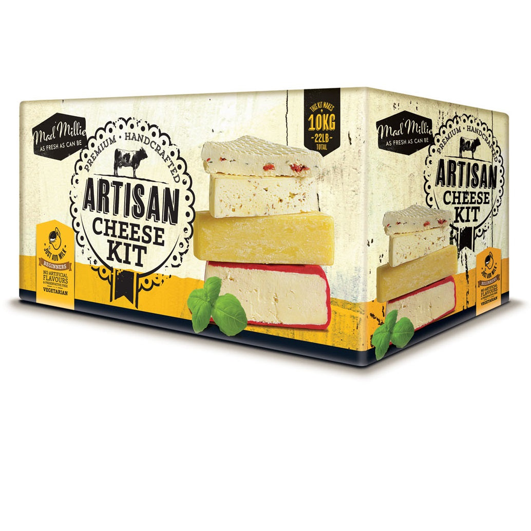 Artisan Cheese Kit