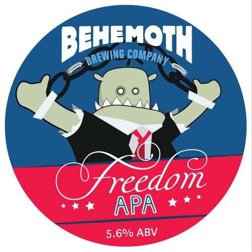 Behemoth Freedom APA Clone 23L Kit