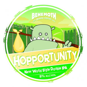 Behemoth Hopportunity Double IPA Clone 21L Kit
