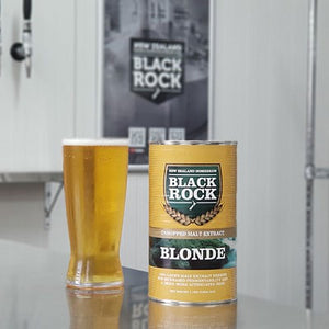Black Rock Blonde Unhopped Malt