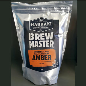 Brewmaster Muntons Spray Malt Enhancer Amber 1Kg