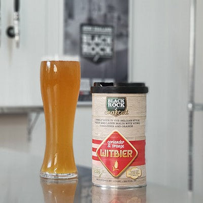 BLACK ROCK CRAFTED WITBIER