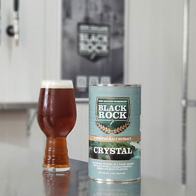 Black Rock Crystal Unhopped Malt