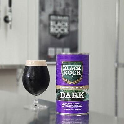 Black Rock Dark Unhopped Malt